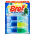 Bref Duo-Aktiv Fresh-Mix Liquid WC Block Refill 3 x 50ml