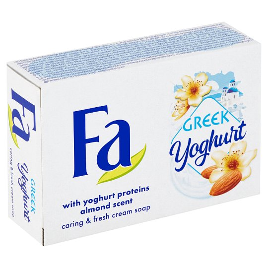 Fa Cream Soap Greek Yoghurt 90g