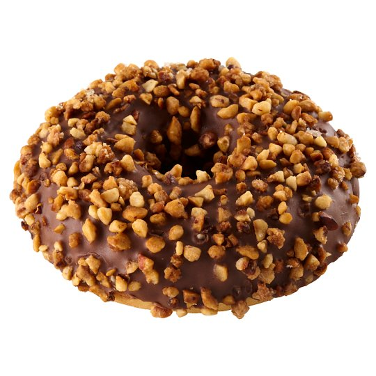 Chocolate Doughnut Filled with Nougat 69g