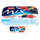 Müller Mix Ostružina-malina + bianco jogurt 150g