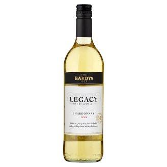 Hardys Legacy Chardonnay bílé víno 75cl