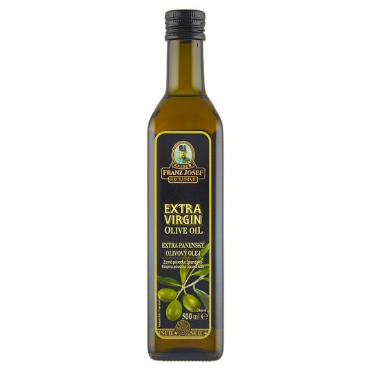 Kaiser Franz Josef Exclusive Extra Virgin Olive Oil 500ml