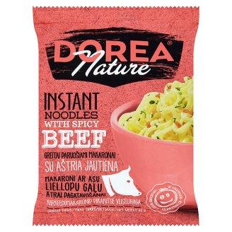 Dorea Nature Instantní nudlová polévka hovězí příchuť 60g