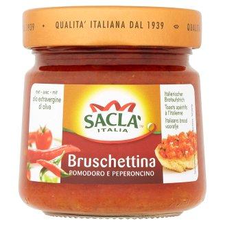 Saclà Italia Toustová nátěrka s chilli 190g