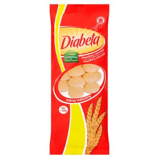 Diabeta Whole Meal Biscuits 120g