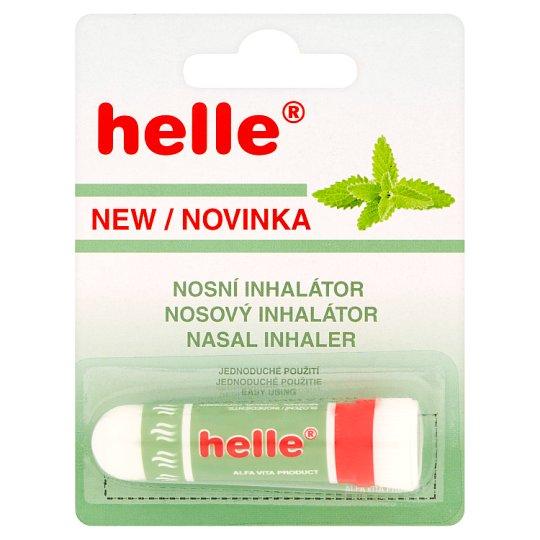 Helle Nosní inhalátor