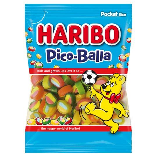 Haribo Pico-balla želé s ovocnými příchutěmi 100g