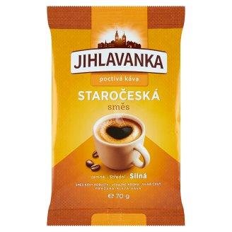 Jihlavanka Staročeská směs pražená mletá káva 70g