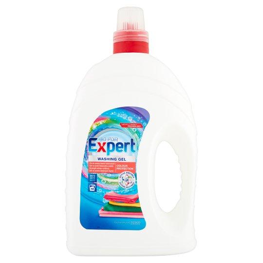 Go for Expert Gel na praní barevného prádla 50 praní 3,65l