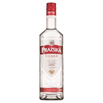 Pražská Original Vodka 0.5L