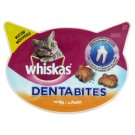 Whiskas Dentabites Supplementary Food with Chicken for Adult Cats 40g