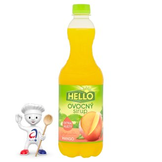 Hello Fruit Syrup Multivitamin 0.7L