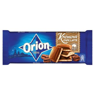 ORION Milk with Coffee 100g