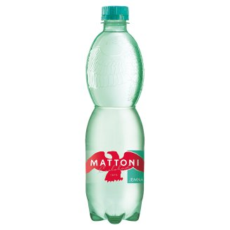 Mattoni Lightly Sparkling Natural Mineral Water 0.5L