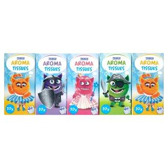 Tesco Aroma Tissues Kids 10 x 10 pcs