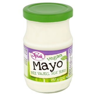 Spak Vegan Mayonnaise without Eggs 250ml