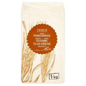 Tesco Pšeničná mouka celozrnná 1kg