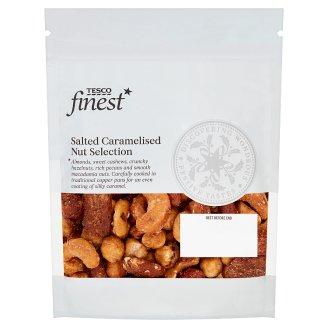 Tesco Finest Salted Caramelised Nut Selection 225g