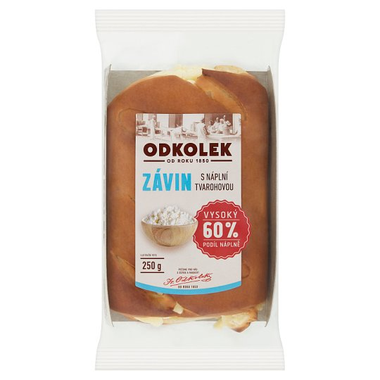 Odkolek Strudel with Cheese Filling 250g