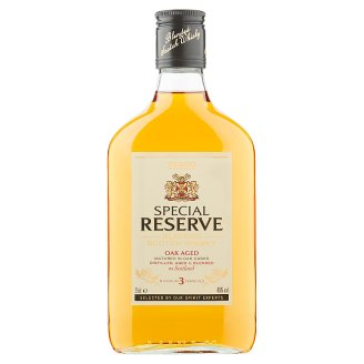 Tesco Special Reserve Blended Scotch Whisky 0.35L
