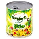 Bonduelle Créatif Olive Vegetable Mix in Slightly Brine 310g