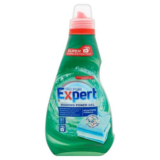 Go for Expert Koncentrovaný univerzální gel na praní 21 praní 750ml