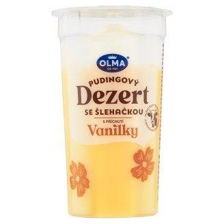 Olma Dezert Pudingový se šlehačkou vanilkový 200g