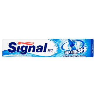 Signal Deep Fresh Toothpaste with Mouthwash Active Clean 75ml