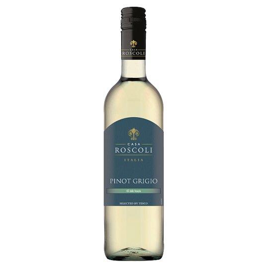 Casa Roscoli Pinot Grigio IGT delle Venezie víno bílé suché 750ml