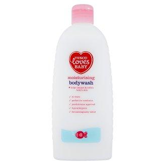 Tesco Loves Baby Dětský hydratační mycí gel 500ml