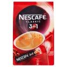 NESCAFÉ 3in1 Classic, instantní káva, 20 sáčků x17,5 g (350g)
