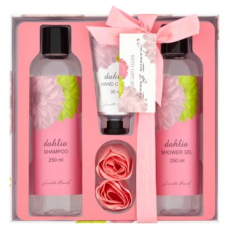 Janette Beauty Dahlia Bath Gift Set
