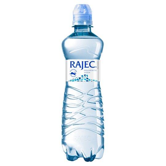 Rajec Non-Carbonated Spring Water 0.75L