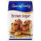 Sweet Family Brown Sugar 500g