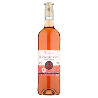 Vinné Sklepy Lechovice Frankovka Rosé Moravian Country Wine Semi-Sweet 750ml