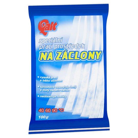Qalt Special Powder Detergent for Curtains 100g