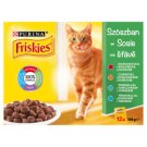 FRISKIES Multipack in Brine 12 x 100g