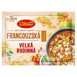 Vitana Velká rodinná francouzská polévka 100g