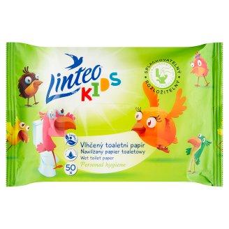 Linteo Kids Vlhčený toaletní papír 60 ks