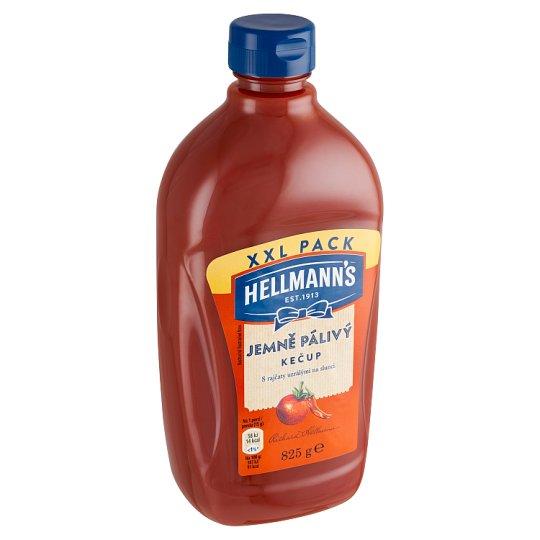 Hellmann's Kečup jemně pálivý 825g