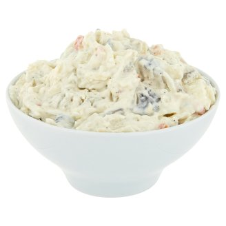 Fish Salad in Mayonnaise