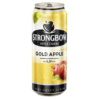 Strongbow cider Gold Apple 440ml