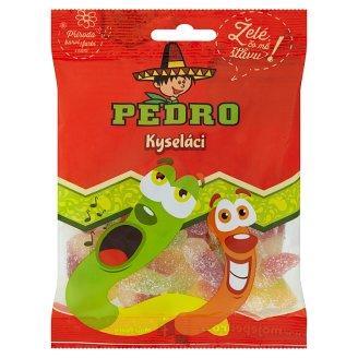 Pedro Kyseláci cukrovinky, želé s ovocnými příchutěmi 80g
