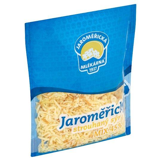 Jaroměřická Mlékárna Jaroměřický Mix 45% Grated Cheese 150g