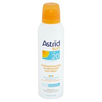 Astrid Sun Hydratační mléko na opalování ve spreji OF 20 150ml