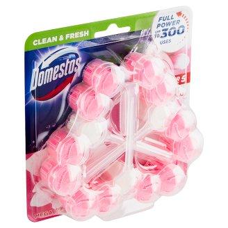 Domestos Power 5 Pink Magnolia WC blok 3 x 55g