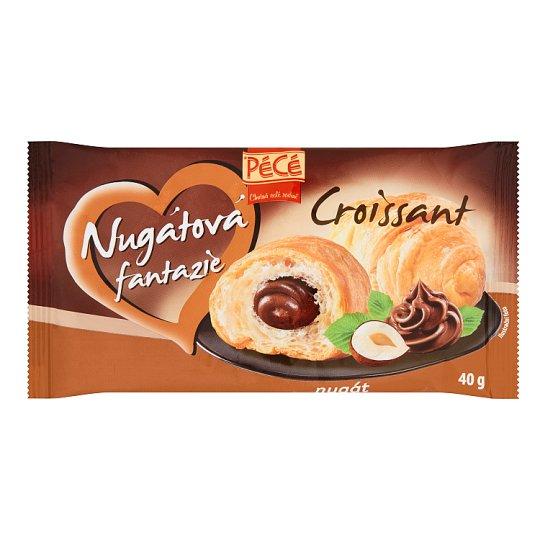Pécé Croissant nugátová fantazie 40g