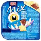Müller Mix Jogurt s vanilkovou příchutí se směsí máslových sušenek 130g