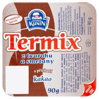 Mlékárna Kunín Termix kakao 90g
