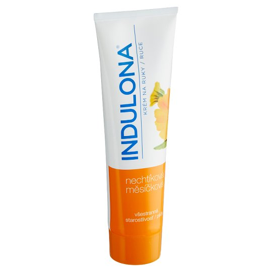 Indulona Marigold Hand Cream 85ml